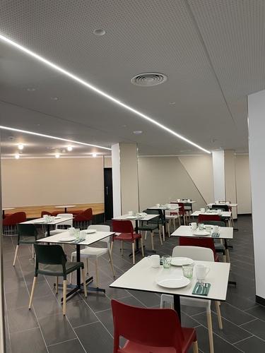 Sala de reuniones hotel ciutat barcelona