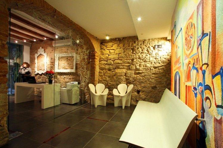 Sala de estar Apartaments Ciutat Vella Barcelona