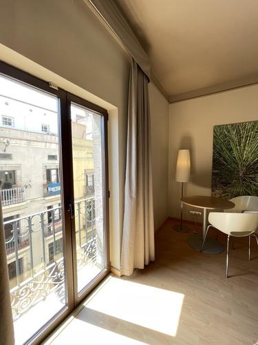 Habitación hotel ciutat barcelona