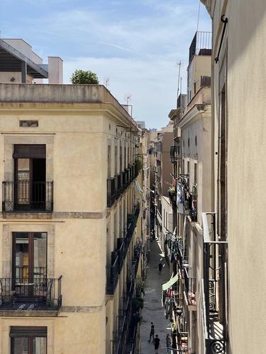 Exteriores hotel ciutat barcelona