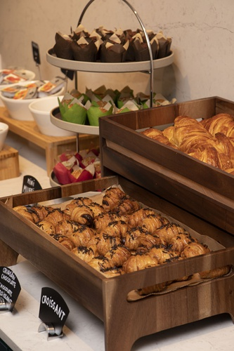 Desayuno hotel ciutat barcelona
