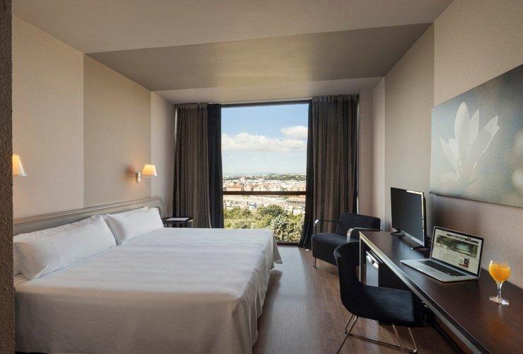 Habitación Hotel Ciutat de Granollers Granollers