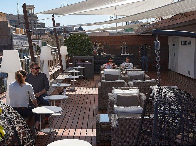 Restaurante Hotel Ciutat Barcelona Barcelona