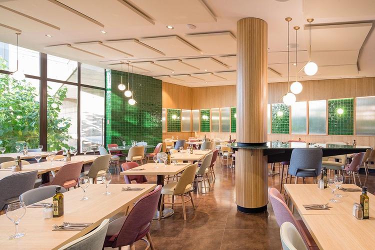 Restaurante hotel ciutat de granollers